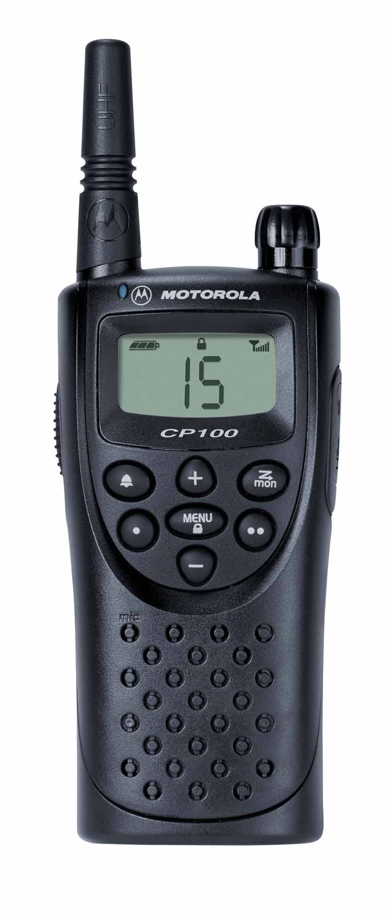 Motorola Vl50 And Cp100 Vhf Amp Uhf From Falcon Direct