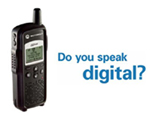 DTR650 Digital Radio by Motorola