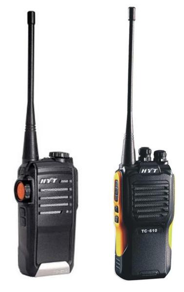 HYT TC-518 and TC-610P